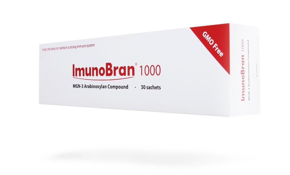 ImunoBran 1000 - 30 sac / 1000 mg